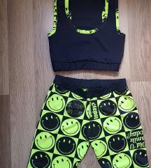 MSO fitness ruha szett