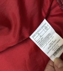 ... Pimkie piros bordó női bőrkabát df330d0dd8