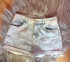 Bershka high waist rövidnaci