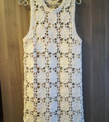 Zara kötött ruha