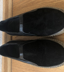 Truffle Collection fekete slip on
