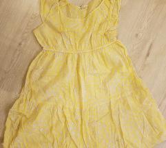 Sárga virágos  h&m ruci
