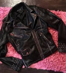 Új Bőr dzseki