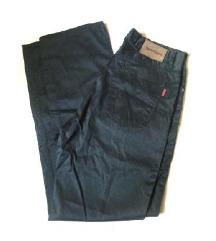 Vigoss jeans selymes fekete