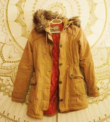 Bershka M téli kabát