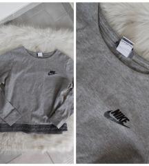 Eredeti Nike szürke pulóver