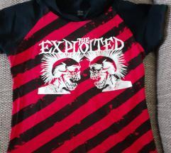 Kapucnis punk póló