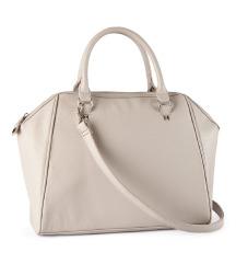 H&M szürke táska Foglalva
