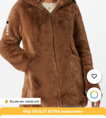 Műszőrme kabát, ÚJ