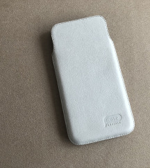 ÚJ! Valódi bőr iPhone 5/SE tok
