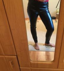 !PK-val!Calzedonia bőrhatású nadrág FÉLÁRON ALUL!