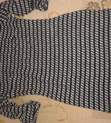 Őszi, téli kötött ruha S, 36