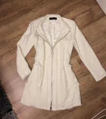 Zara Tweed kabát
