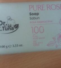 Damaszkuszi rózsás szappan