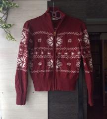 Karácsonyi Mustang pulóver