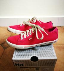 Helly Hansen málna színű tornacipő nyári cipő 37
