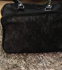 Avon fekete táska