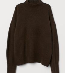 használt h&m kötött pulóver