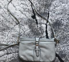 Új szürke crossbody táska és clutch