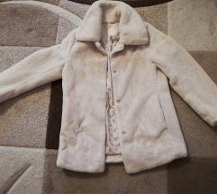 H&M műszőrme kabát