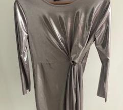 Zara ezüst ruha