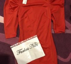Sugarb*rd Bekka ruha (piros)