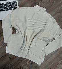 Oversized kötött pulcsi
