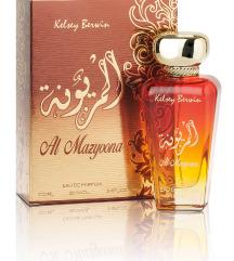 Kelsey Berwin Al Mazyoona edp
