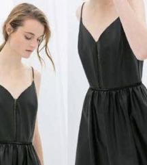 Zara bőr ruha