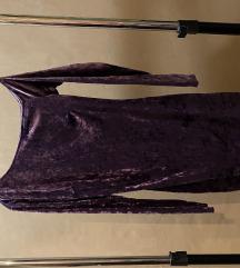 New yorkeres lila ruha
