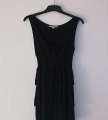 tally weijl fekete ruha