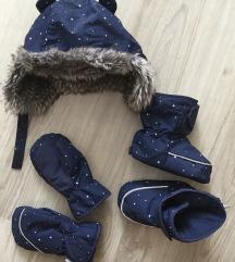 H&M téli kisfiú szett