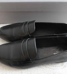 VAGABOND valódi BŐR 1x viselt loafer
