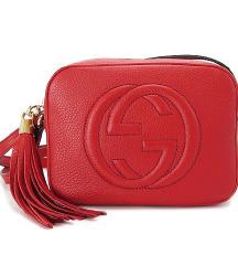 Eladó replika gucci táska piros új