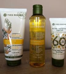 Yves Rocher szépségápolási csomag