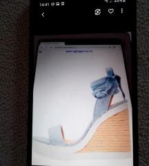 Calvin  Klein szandál + blúz együtt