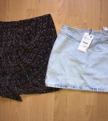 Orsay + Zara szoknya 34