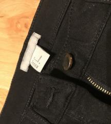 Fekete H&M nadrág