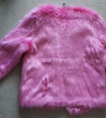 Műszőrme kabát H&M