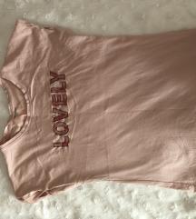 rózsaszín póló