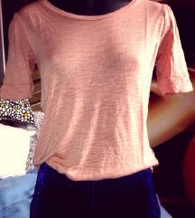 H&M barack színű kötött póló