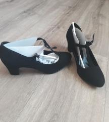 Fekete elegáns cipő