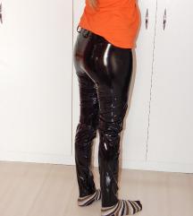 Puha lakk leggings (nadrág) M