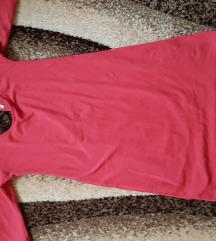 Rózsaszín miniruha vagy tunika S/M