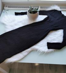 ZARA knit midi kötött ruha M