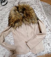Mayo Chix kabát szőrös kabát