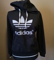 Fekete Adidas melegítő felső