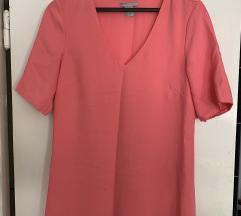 H&M élénk rózsaszín nyári ruha