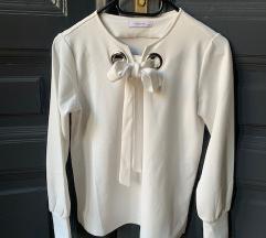 Reserved fehér ing masnis business blúz
