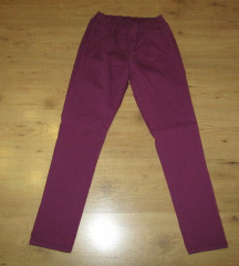 C&A lila farmer leggings 38-as